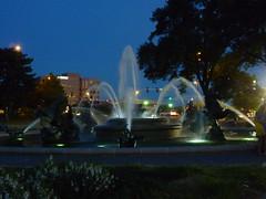 Fountain at Country Club Plaza (Aldene.Gordon) Tags: plaza city club country mo kansas