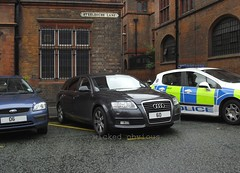 West Midlands Police Audi A6 Avant 60 plate unmarked ARV (wicked_obvious) Tags: west police plate audi 60 avant a6 midlands unmarked arv
