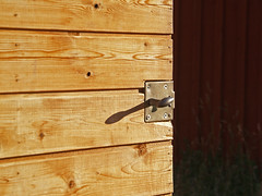 door with sunshine (nipitiri123) Tags: door sunshine finland åland ahvenanmaa degerby enigheten
