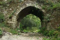 Puente romano de Fillaboa, sobre el ro Tea (Contando Estrelas) Tags: bridge puente medieval ponte romano mio salvaterra salvatierra fillaboa