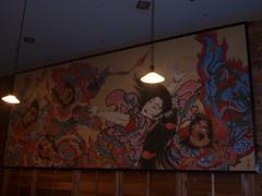P1010831 Nebuta Matsuri - back at the hotel (drayy) Tags: festival parade aomori lantern prefecture matsuri  nebuta