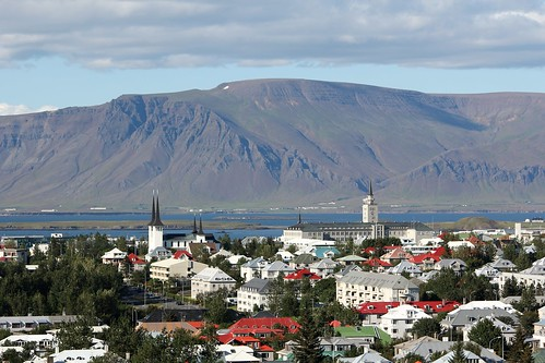 Reykjavik by Marco Bellucci, on Flickr