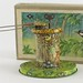 141. Western Germany Tin Litho Wind-up Bird