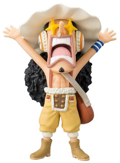 變態出現啦!!!~~~(✧∀✧) 海賊王GIGA WCF 佛朗基將軍