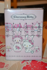Notebook Charmmy Kitty Lapine collection Vivitix (Girly Toys) Tags: charmmy kitty sugar sanrio chat cat collection notebook lapine vivitix carnet bunny lapin rabbit missliliedolly miss lilie dolly aurelmistinguette girly toys collectible girlytoys