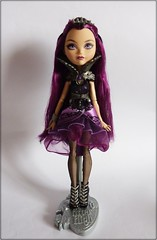 Ever After High - Raven Queen (Alex.S~) Tags: monster high doll dolls queen after raven ever