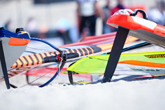 Summer Opening Sylt 2016 - Tag 1 (Choppy Water GmbH) Tags: blue sky beach strand surfing windsurfing brandenburger sylt windsurf westerland surfen windsurfen surfcup choppywatergmbh mediahouseone