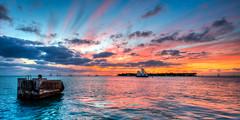 Sunset, Key West, Florida (Darcey Prout) Tags: ocean sunset usa sun us nikon florida keywest fla d800 1424