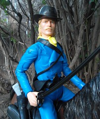 Marx Toys, Best of the West, General Custer (atjoe1972) Tags: horse vintage toys actionfigure george cowboy montana general retro civilwar american sword marx 1960s 1970s armstrong 7th wildwest saddle frontier cavalry territory littlebighorn custer 1876 oldwest cav atjoe1972