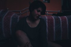 I. the only journey is the one within (astgh.ik) Tags: life pink woman girl smile canon happy eos rebel bed mood quiet interior room shy canoneosrebel vsco vscocam