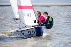 DSC07677-e.jpg (Mac'sPlace) Tags: west club kirby sailing racing firefly dinghy westkirby 2016 wilsontrophy wksc
