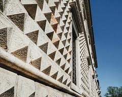 Diamanti e prospettive. A #Ferrara. (Viaggio Vero) Tags: travel photo flickr viaggio viaggiovero instagram