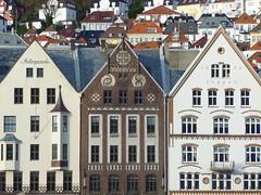 Bergen - Hanseatic city (fb81) Tags: world heritage norway port norge bergen bryggen hordaland hanseatic byfjorden