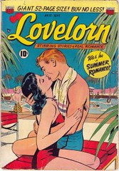 Lovelorn 17 (Michael Vance1) Tags: woman art love comics artist mother marriage romance lovers dating comicbooks relationships cartoonist anthology silverage