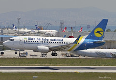 Ukraine International Airlines 737-500 UR-GAW (birrlad) Tags: turkey airplane airport ataturk aircraft aviation airplanes istanbul odessa ukraine landing international finals airline boeing arrival airways approach airlines ist runway airliner 737 arriving b737 737500 b735 urgaw 7375y0 ps9566