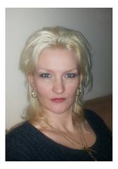 My Muse's selfie (YobeK) Tags: mijnmuze mymuse blonde eyesblue stoer strong foxylady yobekakajohankuhlemeier lekker nice