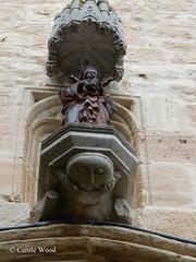 Loupia - Eglise Notre-Dame (Fontaines de Rome) Tags: notre dame aude enfant eglise vierge dmon eglisenotredame loupia