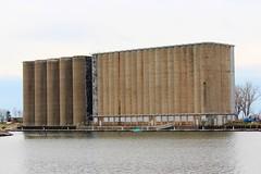 Silos (jmaxtours) Tags: usa industry buffalo industrial silos buffalony deserted westernnewyork buffalonewyork