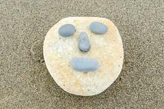 21/52:2016 Edition -  Pareidolia - DSC_0274-Edit (John Hickey - fotosbyjohnh) Tags: ireland dublin art beach sand nikon artistic stones shapes naturalbeauty shankill 2016 nikond5100 may2016