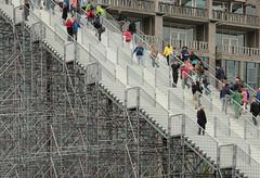 Staircase (mennomenno.) Tags: stairs thenetherlands trappen groothandelsgebouw repp rotterdamviertdestad 75jaarwederopbouw