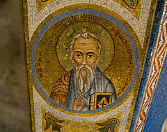 2016-05 Mosaics Phase XI Installation 013A1269 (Greek Orthodox Church of the Holy Cross) Tags: california church greek us belmont mosaic orthodox iconography tonelli