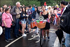 London Naked Bike Ride 2016 - DSCF2353a (normko) Tags: world park london bike naked nude demo democracy energy ride natural body bare transport protest free clothes demonstration hyde human cycle oil nudist naturist dependency sustainable 2016 wnbr