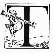 Ons eigen Tijdschrift 1929,  Anton Pieck verhaal ill g vignet (janwillemsen) Tags: 1929 antonpieck magazineillustration