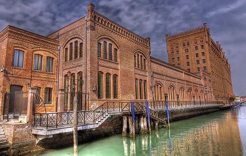 Molino Stucky, Venice