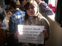 Drive2Freedom (amnesty international italia) Tags: auto women saudi donne humanrights amnestyinternational guidare arabiasaudita drive2freedom