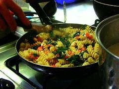 Fusilli (The Italian Side) Tags: slowfood casadecampo santahelena comidavegetariana pastacasera theitalianside comidaitalianamedellin