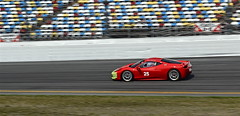 458 Challenge (Bailey Smith Photography) Tags: auto park red hot color cars sports car yellow race speed fun drive cool italian automobile track italia driving shot florida wheels engine fast sunny 360 f1 ferrari spot racing international exotic vehicle pan sight daytona sick panning loud luxury rare supercar challenge fastest tracking spotting exhaust speedway 430 luxurious 458 hypercar bailes16m