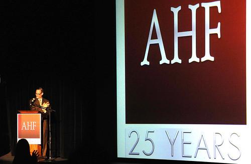 AIDS Healthcare 25th Anniversary Celebration