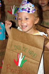 Becca is very excited (Marlisa Osborne) Tags: fieldtrip preschool cincodemayo allaboutkids