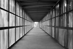 Tunnel (MFEYE) Tags: light shadow white black ski france les underground aperture europe noir tube tunnel et blanc ales arcs symetric facebook bourg ambiance rhones d90 sqint tumblr mfeye qurice