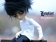 L_Spoiler (Sheryl Designs) Tags: death doll note l designs sheryl taeyang