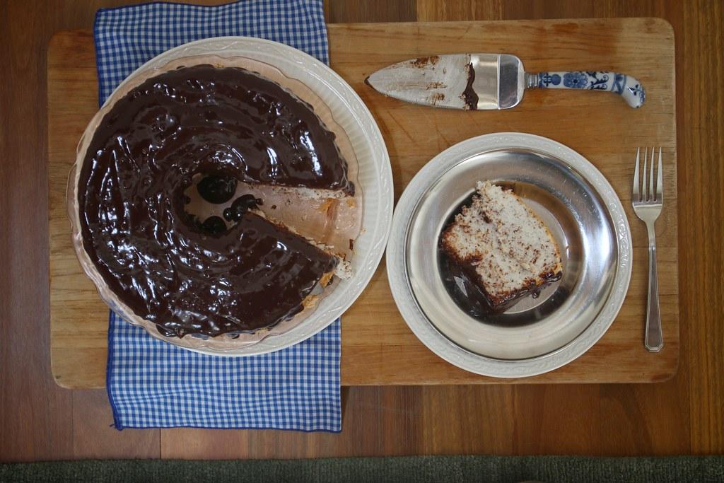 Ina Garten Black And White Angel Food Cake Recipe