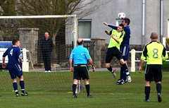 Rothesay Brandane 2 - 4 East Kilbride YM FC (ufopilot) Tags: scotland football action soccer east fc ym danes rothesay kilbride brandanes brandane