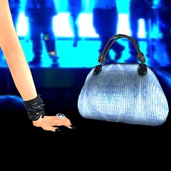 Essentials (Sera(gig1 resident)Miss Face Of Vogue 2012) Tags: beans boots makeup blueberry essa astral corpus handbag flowerring magika meshtop blackliquid taai sysdesigns blueberryxx