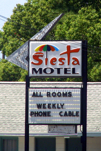 Siesta Motel - Panama City Beach, FL