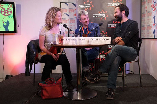 Tea Time Talk with Emma Davie, Colin Monie and Simon El-Habre
