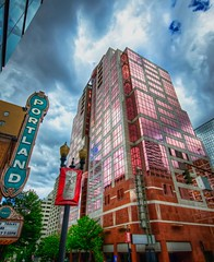 MPW_7346_7_8_tonemapped (Michael-Wilson) Tags: building clouds oregon portland photography michael photo office photos pics pic story r2d2 wilson hdr rosefestival michaelwilson 1000broadway banrollonbuilding r2d2booratom moyerarchitecural24 michaelwilsoncom