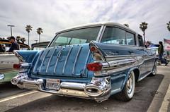 1957 Pontiac Starchief Safari Wagon (dmentd) Tags: wagon safari 1957 pontiac starchief