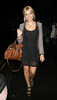 Holly Willoughby leaving the Groucho club London, England
