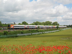 Class 444 Worting Junction 30/06/2012 (Justin & Terry Foulger's Railway Photography) Tags: junction worting 30062012