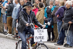 LEZ is MORE (Tjook) Tags: gay people oslo norway rainbow glbt pride identity worldwide homosexual queer gender 2012 stolt colourfull kjnn dager skeive skeiv identitet paraden kjnnsidentitet kjnnsuttrykk kjnnsrolle