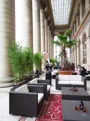 Détente et bien être (Palais Brongniart) Tags: paris decoration salon cocktails meetings espace congres seminaire evenementiel palaisbrongniart glevents