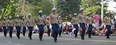 Lynn English Marine Corps Jr. ROTC (Mark Sardella) Tags: parade fourthofjuly wakefield july4th july4 independenceday julyfourth 2012 wakefieldma wakefieldmass wakefieldmassachusetts