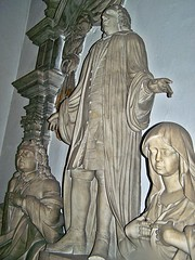 Wales, Ruabon - mass and massacre of marble (jmc4 - Church Explorer) Tags: church monument wales evans wynn effigy wynnstay gwydir clwyd eyton watkin thelwall ruabon