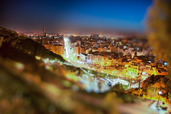 099/365 - Luminescent Overdosis (Alex Stoen) Tags: longexposure luz rio santabarbara night canon buildings river lights luces construction model flickr cityscape dof traffic bokeh picasa depthoffield collection alicante urbanexploration citylights urbanjungle luminescence lumieres picassa trafico circulacion profundidaddecampo tiltshift creativeblur sobredosis project365 faketiltshift luminosidad ef24105f4lisusm overdosis miniaturism jaimeii 099365 canoneos5dmarkii desenfoquecreativo 5dmk2 alexstoen alexstoenphotography