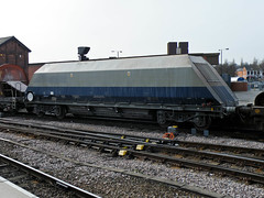 320015 Derby 020312 (Dan86401) Tags: wagon db hopper derby freight bogie hoa 320 dbs aggregate schenker ews 4m11 dbschenkerconstruction 320015
